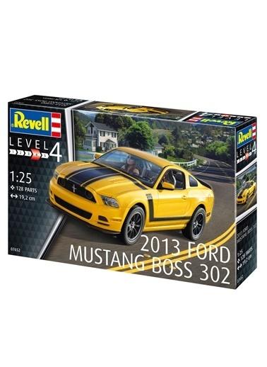 Revell  Maket 2013 Ford Mustang Boss 302 Vsa07652 Renkli